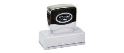 Shiny Premier Pre-Inked Stamps